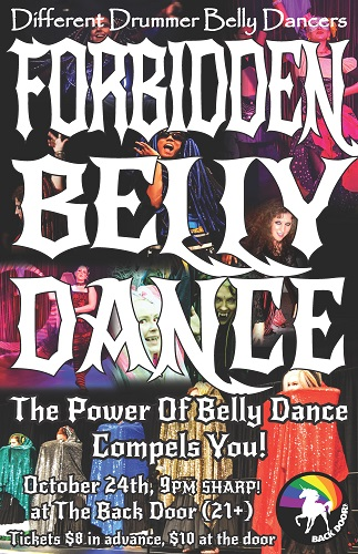 Picture of Forbidden Belly Dance 2014 poster