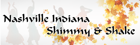 Nashville Indiana Shimmy & Shake small  official logo